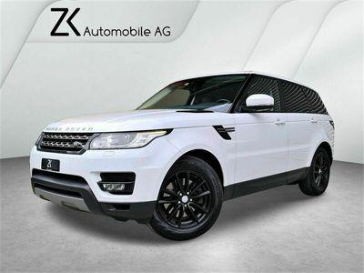 gebraucht Land Rover Range Rover Sport  3.0 TDV6 SE White Edition*