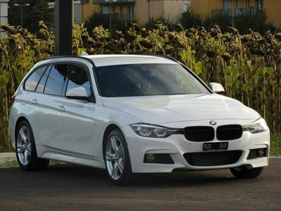 gebraucht BMW 330 d xDrive Touring Edition M Sport Steptronic