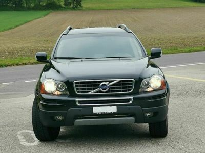 gebraucht Volvo XC90 D5 AWD Kinetic Geartronic