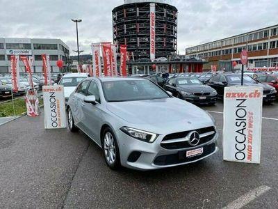 gebraucht Mercedes A200 Progressive NEUES MOD. DCT-Aut.