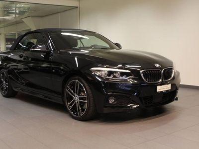 gebraucht BMW 220 2er d SAG