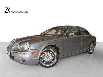 gebraucht Jaguar S-Type 2.7d V6 Anniversary Automatic