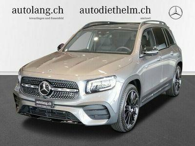 gebraucht Mercedes GLB220 d AMG Line 4Matic