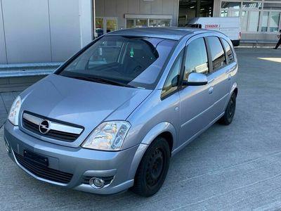 gebraucht Opel Meriva Meriva Frisch ab mfk Frisch ab Service 118000 kmFrisch ab mfk Frisch ab Service 118000 km