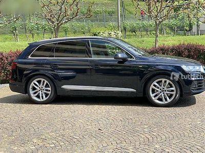 gebraucht Audi Q7 SLINE TDI Stronic Quattro 7posti