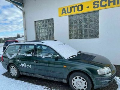 gebraucht VW Passat 1.8 T Kombi mit Anhängerkupplung