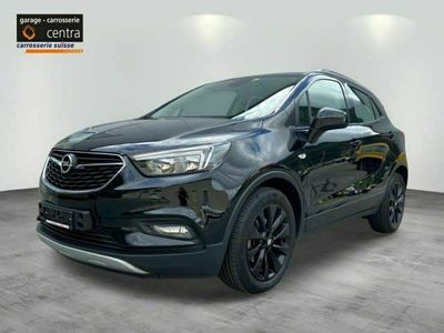 gebraucht Opel Mokka X 1.4i 16V Turbo Black Edition 4WD Automatik