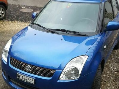 gebraucht Suzuki Swift 1.3i 16V GL Top Piz Sulai LE 4x4