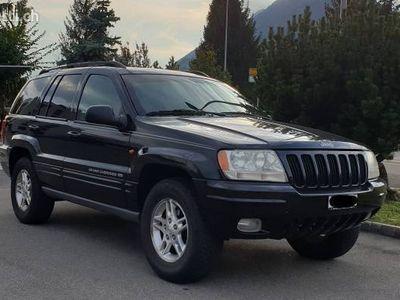 gebraucht Jeep Grand Cherokee 4.7 Jg.1999 164000km