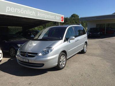 gebraucht Citroën C8 Minivan 2.2 16V HDi Exclusive