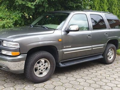 gebraucht Chevrolet Tahoe 5.3 Autotrac L