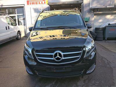 gebraucht Mercedes V250 V-Klassed BlueTec lang 4matic Van