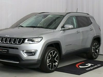 gebraucht Jeep Compass 1.4 MultiAir Limited AWD