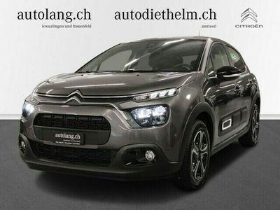 gebraucht Citroën C3 1.2 PureTech Swiss Edition