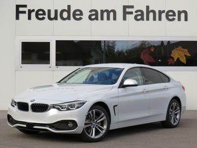 gebraucht BMW 420 Gran Coupé d xDrive Sport-Line