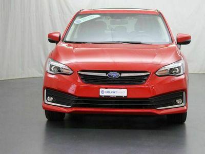 gebraucht Subaru Impreza 2.0i e-Boxer Luxury