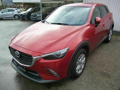 gebraucht Mazda CX-3 SKYACTIV-G 150 Ambition Plus AWD