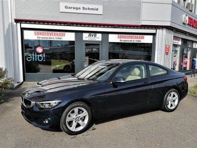 gebraucht BMW 430 4er i Coupé xDrive