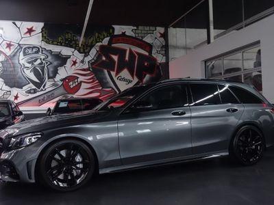 gebraucht Mercedes C43 AMG AMG GREY MET. 4Matic 9G-Tronic