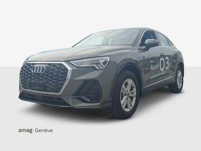 gebraucht Audi Q3 Sportback 35 TFSI S line Attraction S-tronic