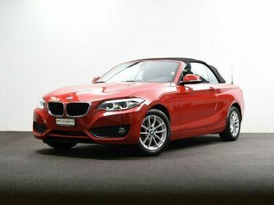 gebraucht BMW 218 2er 218i 2er i