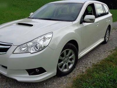 gebraucht Subaru Outback Sparsamer Kombi