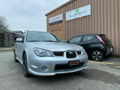 gebraucht Subaru Impreza 2.0R