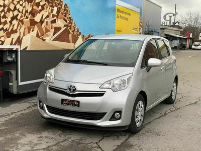 gebraucht Toyota Verso-S 1.33 Linea Sol Multidrive S