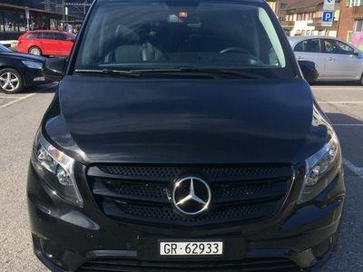 gebraucht Mercedes Vito 116 BlueTec Tourer Pro L 4Matic 7G-Tronic