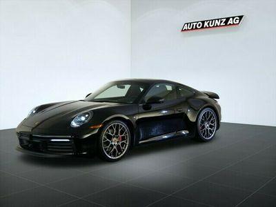 gebraucht Porsche 911 Carrera 4S (992) 450PS Cpé FullOption