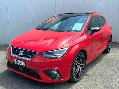 gebraucht Seat Ibiza 1.0 TSI 115 Hola FR DSG
