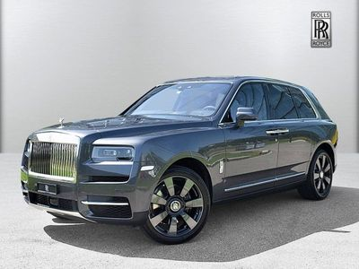 gebraucht Rolls Royce Cullinan 6.7 V12 *Luxus pur 4-Sitzer*