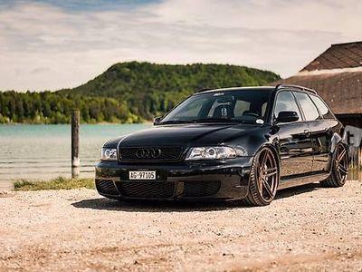 gebraucht Audi RS4 B5 quttro GMBH