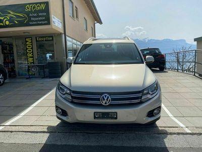 gebraucht VW Tiguan 2.0 TSI Track&Style 4Motion