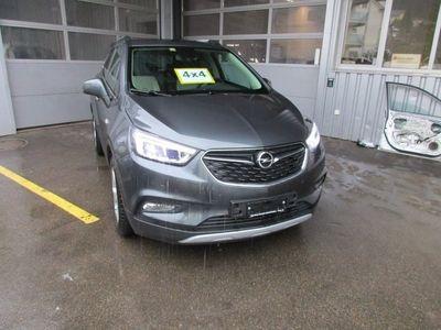 gebraucht Opel Mokka X 1.6 CDTi Excellence 4WD