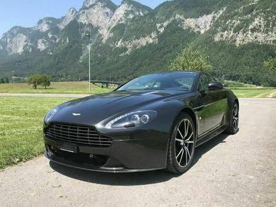 gebraucht Aston Martin V8 Vantage V8/V12 Vantage S4.7 S Sportshift