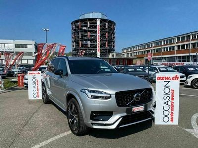 gebraucht Volvo XC90 B5 Diesel MildHybrid AWD R-Design Geartronic-Automat 7-Plätzer