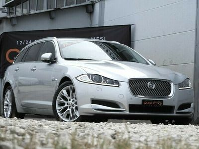 gebraucht Jaguar XF Sportbrake 2.2d Premium Lux. / Traumhaft!