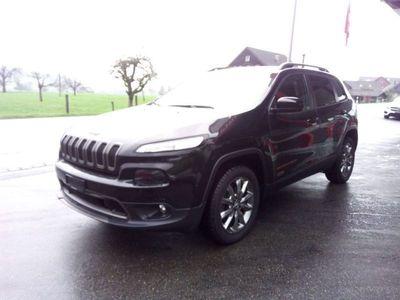 gebraucht Jeep Cherokee 2.2TD Limited AWD 9ATX AD