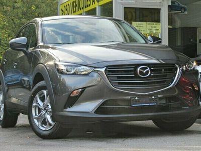 gebraucht Mazda CX-3 G 121 Ambition