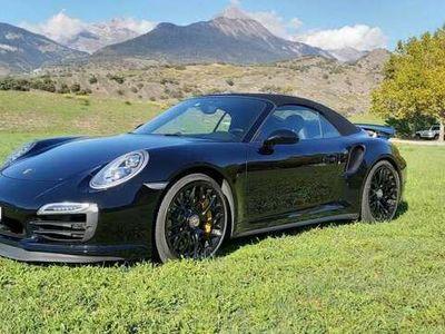 gebraucht Porsche 911 Turbo S Cabriolet PDK - (Type 991)