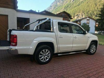 gebraucht VW Amarok 2.0BiTDI Highline Gölä 4Motion permanent A