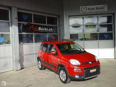 gebraucht Fiat Panda 1.3JTD Diesel 4×4 Frisch ab MFK und Service