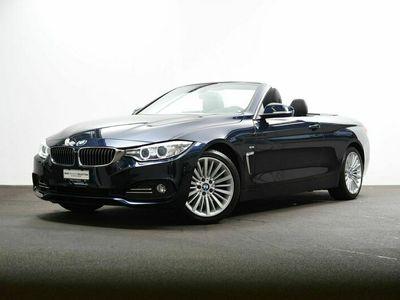 gebraucht BMW 435  i Cabrio Luxury Line