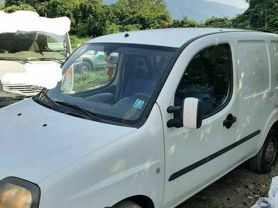 gebraucht Fiat Doblò Cargo 1.9 JTD