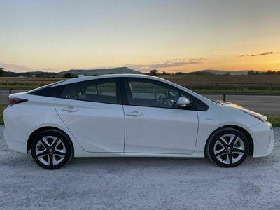 gebraucht Toyota Prius 1.8 VVT-i HSD Sol Premium (Limousine)
