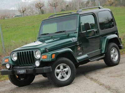 gebraucht Jeep Wrangler Wrangler 4.0 Sahara Hardtop + Softtop4.0 Sahara Hardtop + Softtop