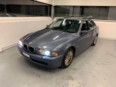 gebraucht BMW 530 5er Ab MFK i Automat Limousine