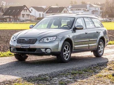 gebraucht Subaru Outback 2.5i AWD De Luxe Edition
