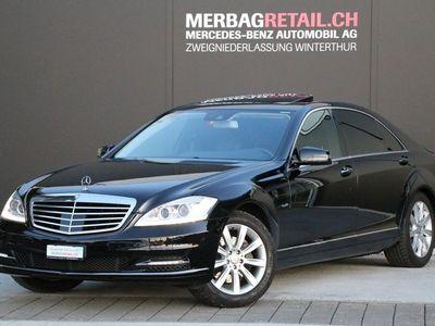 gebraucht Mercedes S400 Hybrid L
